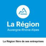 Logo - La région Auvergne-Rhône-Alpes