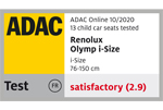 Certification ADAC Olymp